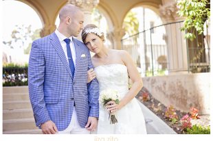 © Jiza Zito Photography 2014 | San Diego Wedding